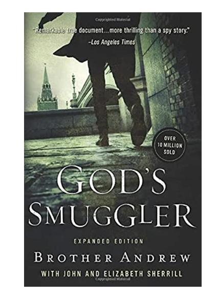 god smuggler book cover