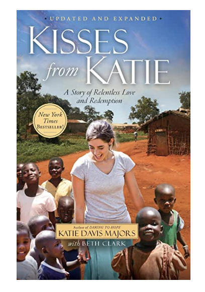 kisses from Katie book cover