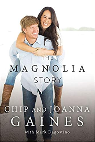 this is a photo of the magnolia story book